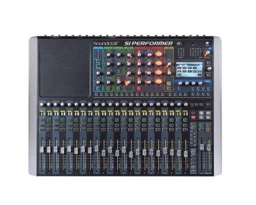 Soundcraft / サウンドクラフト Si Performer 2 デジタル・ミキサー