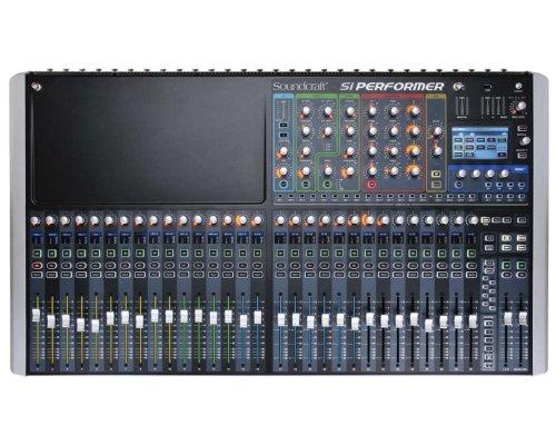 Soundcraft / サウンドクラフト Si Performer 3 デジタル・ミキサー