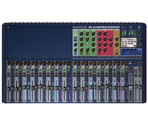 Soundcraft / サウンドクラフト Si Expression 3 デジタル・ミキサー