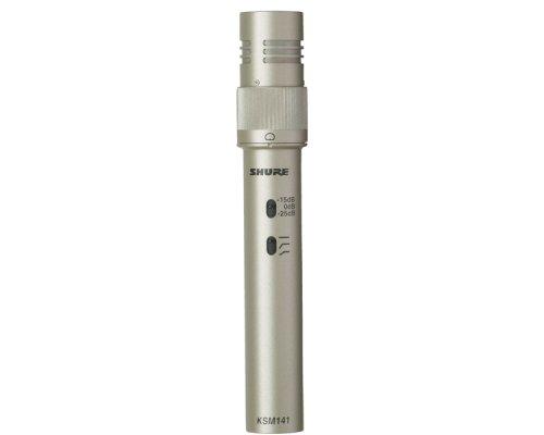 SHURE 楽器用マイクロホン KSM141/SL  正規輸入品