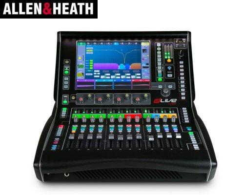 ALLEN&HEATH(A&H)/アレン&ヒース(アレヒ) デジタルミキサー dLive C class C1500