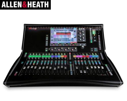 ALLEN&HEATH(A&H)/アレン&ヒース(アレヒ) デジタルミキサー dLive C class C2500