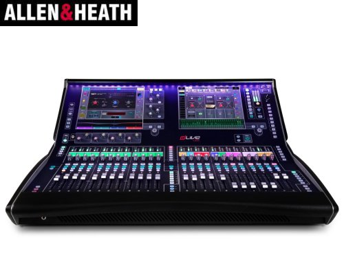 ALLEN&HEATH(A&H)/アレン&ヒース(アレヒ) デジタルミキサー dLive C class C3500