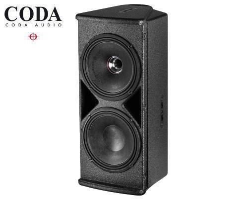 CODA AUDIO (コーダオーディオ) HOPS8 T  2Wayフルレンジ・スピーカーシステム(仮設移動用)