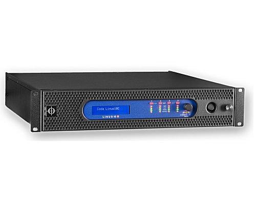CODA AUDIO (コーダオーディオ) LINUS10-C 4chパワーアンプ