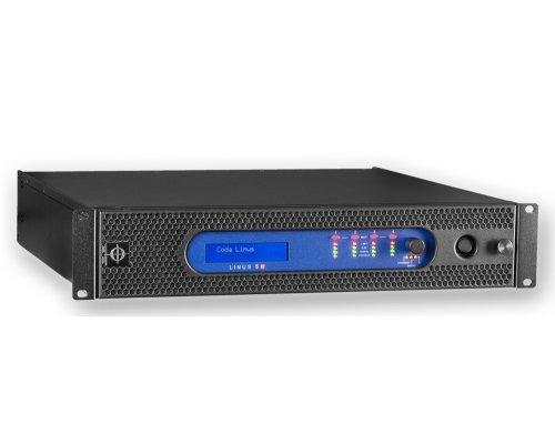 CODA AUDIO (コーダオーディオ) LINUS5-C 4chパワーアンプ