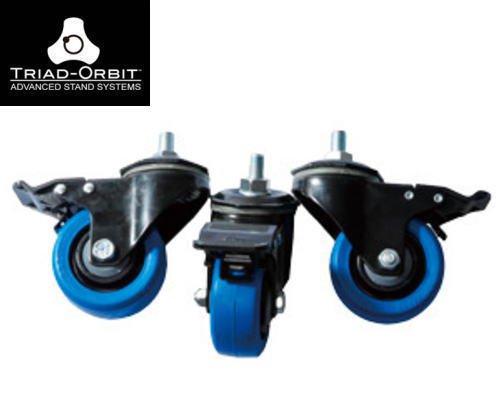 TRIAD-ORBIT T3用ロック式キャスター TC