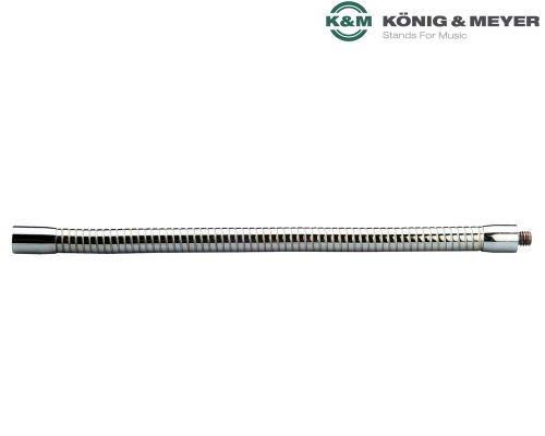 K&M グースネック 224C (クローム)