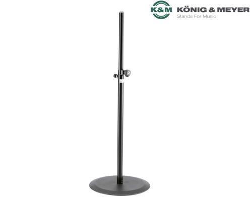 K&M モニタースピーカースタンド 26735B (ブラック)