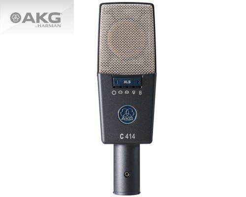 AKG サイドアドレス型マイクロホン C414 XLS