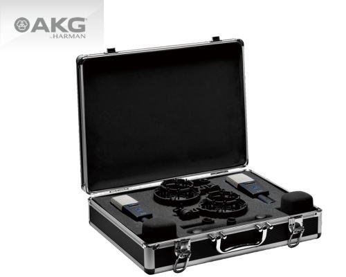 AKG サイドアドレス型マイクロホン C414 XLS/ST (ステレオペア)