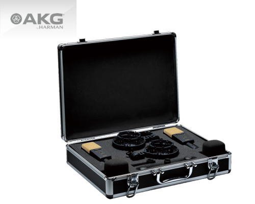 AKG サイドアドレス型マイクロホン C414 XL�/ST (ステレオペア)