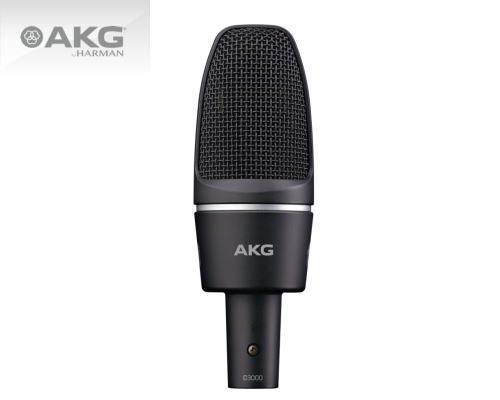 AKG C3000 サイドアドレス型マイクロホン