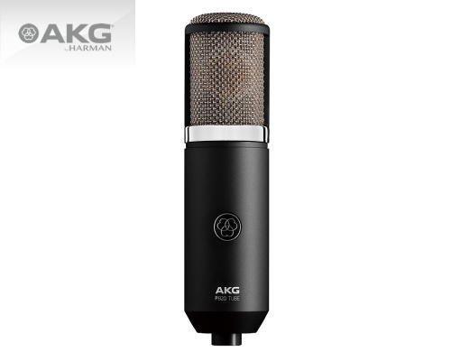 AKG  レコーディング用真空管コンデンサー・マイクロホン Project Studio Line P820 TUBE