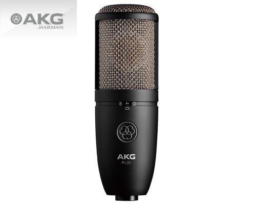 AKG レコーディング用コンデンサー・マイクロホン Project Studio Line P420