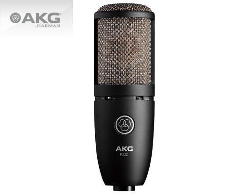 AKG レコーディング用コンデンサー・マイクロホン Project Studio Line P220
