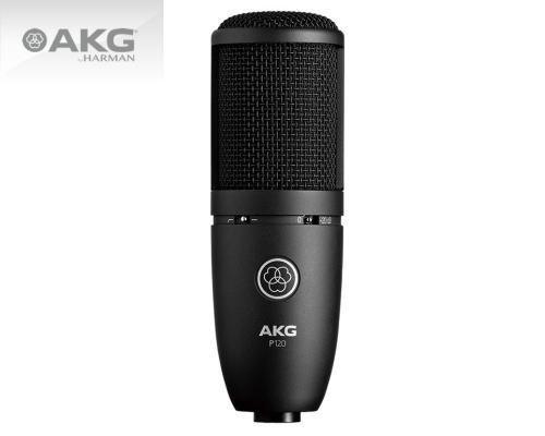 AKG レコーディング用コンデンサー・マイクロホン Project Studio Line P120