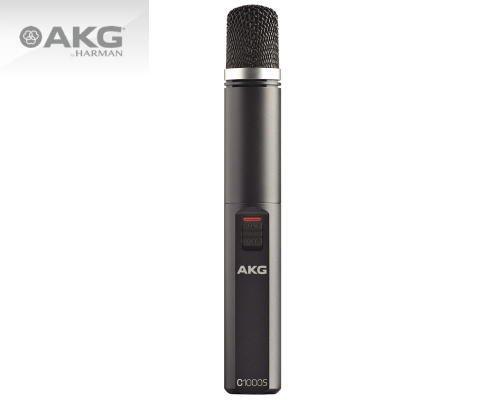 AKG 楽器用スティック型コンデンサー・マイクロホン C1000 S