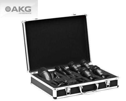 AKG ドラム用マイクセット DRUM SET SESSION �