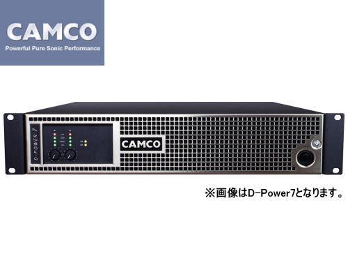 CAMCO D-Power 05 2chパワーアンプ