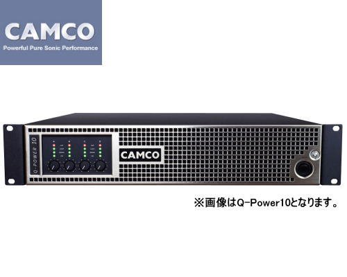 CAMCO Q-Power 6 4chパワーアンプ