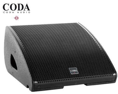 CODA AUDIO (コーダオーディオ) CUE FOUR 3-Wayステージモニター