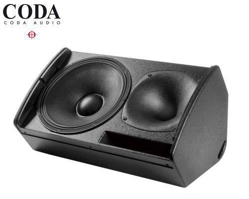 CODA AUDIO (コーダオーディオ) G715-Pro 3-Wayフルレンジ・スピーカー
