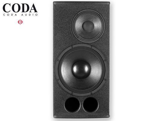 CODA AUDIO (コーダオーディオ) D20 3Wayフルレンジ・スピーカーシステム