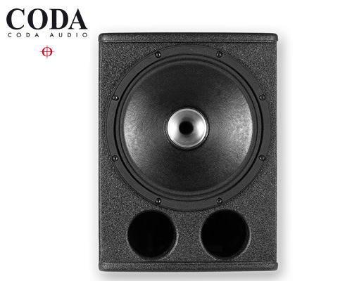 CODA AUDIO (コーダオーディオ) D12 2Wayフルレンジ・スピーカーシステム