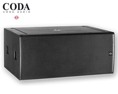 CODA AUDIO (コーダオーディオ) U4 サブウーファー