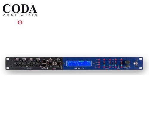 CODA AUDIO (コーダオーディオ) LINUSCON  DSPコントローラー