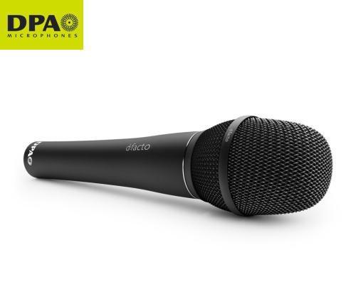 ★ワイヤレス用アダプター・プレゼントキャンペーン実施中★DPA d:facto Vocal 超単一指向性 4018V-B-B01 コンデンサー型/ワイヤードタイプ