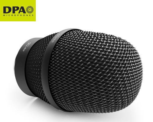 DPA d:facto Vocal 超単一指向性 4018V-B-SE2 コンデンサー型/ワイヤレスタイプ※Sennheiser SKM2000/9000/evolution対応