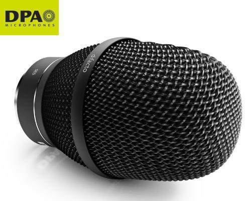 DPA d:facto Vocal 超単一指向性 4018V-B-SE5 コンデンサー型/ワイヤレスタイプ※Sennheiser SKM5200対応