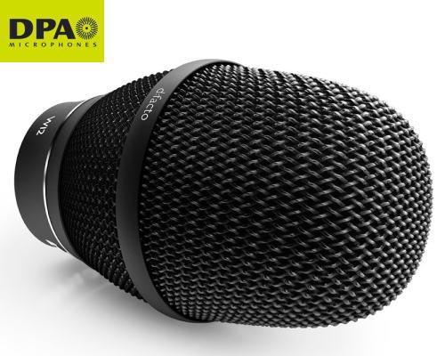 DPA d:facto Vocal 超単一指向性 4018V-B-WI2 コンデンサー型/ワイヤレスタイプ※Wisycom対応