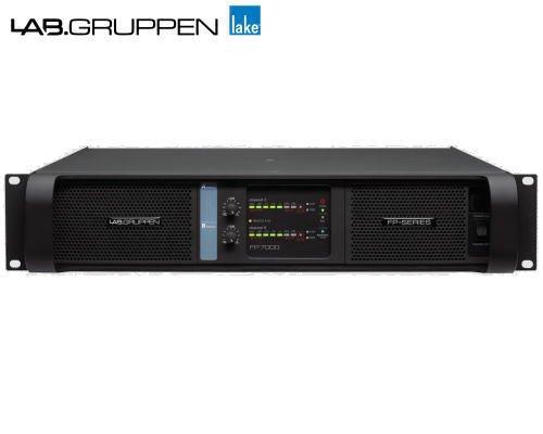 LAB.GRUPPEN(ラブグルッペン) FP 7000 2chパワーアンプ(スピコン仕様)