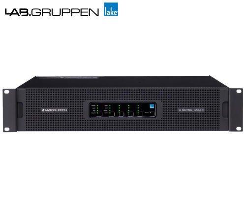 LAB.GRUPPEN(ラブグルッペン) Dシリーズ D 200:4L (Lakeバージョン) パワーアンプ