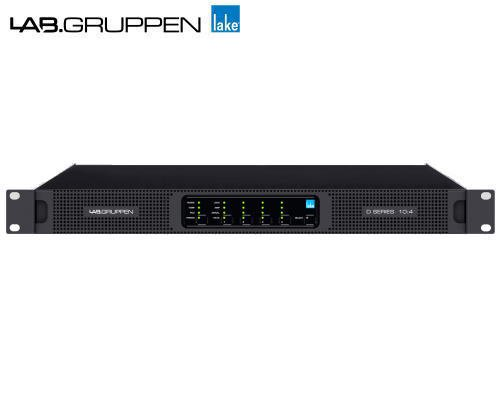 LAB.GRUPPEN(ラブグルッペン) Dシリーズ(スリムライン) D 10:4L パワーアンプ