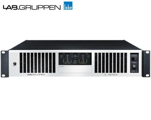LAB.GRUPPEN(ラブグルッペン) Cシリーズ C88:4 パワーアンプ
