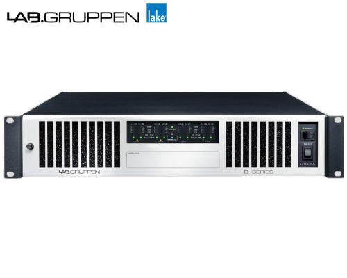 LAB.GRUPPEN(ラブグルッペン) Cシリーズ C10:8X パワーアンプ