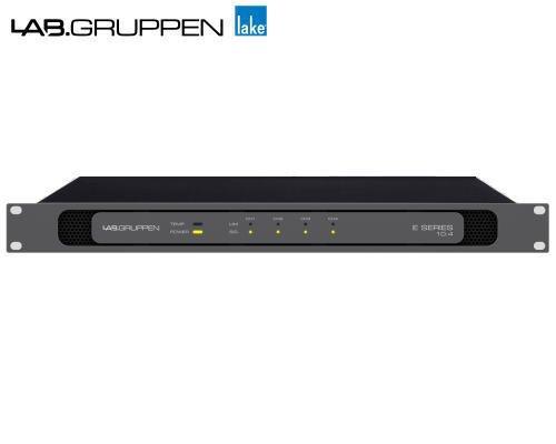 LAB.GRUPPEN(ラブグルッペン) Eシリーズ E10:4 パワーアンプ