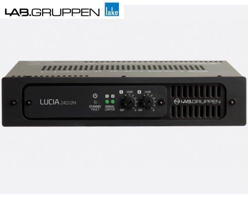 LAB.GRUPPEN(ラブグルッペン) Luciaシリーズ Lucia 240/2M パワーアンプ