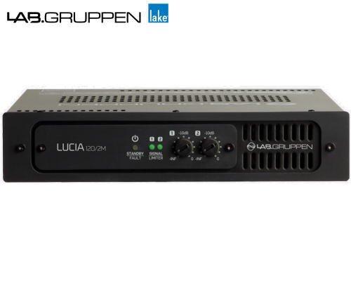 LAB.GRUPPEN(ラブグルッペン) Luciaシリーズ Lucia 120/2M パワーアンプ