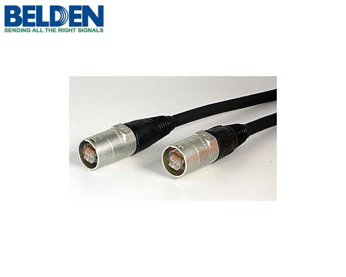 BELDEN/ベルデン CAT5e SF/UTP イーサコンケーブル (シールドタイプ/10m) シルバー ET-74003-S-10