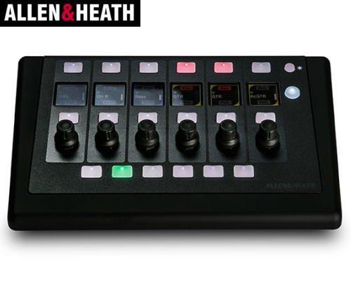 ALLEN & HEATH  ( アレンアンドヒース )  dLive用リモートコントローラー IP6