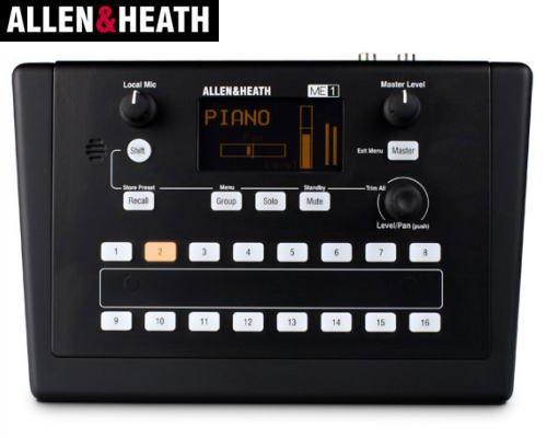 ALLEN & HEATH  ( アレンアンドヒース )  MEシリーズ パーソナルミキシングシステム ME-1