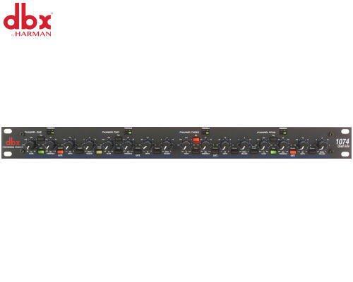 dbx 1074 ゲート (4ch)