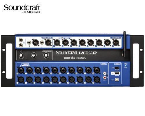 Soundcraft / サウンドクラフト Ui24R デジタル・ミキサー