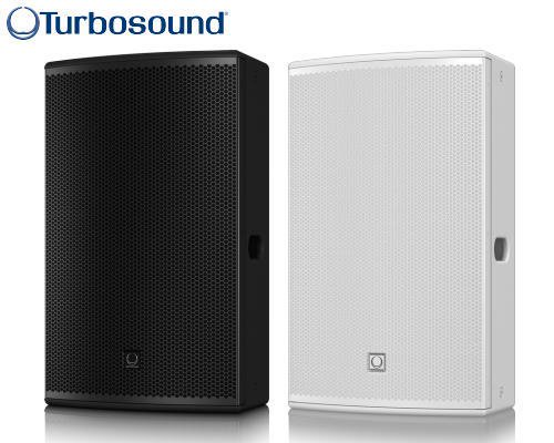 Turbosound(ターボサウンド)NuQ Series 2-Way 15インチ フルレンジスピーカー NuQ152 / NuQ152-WH