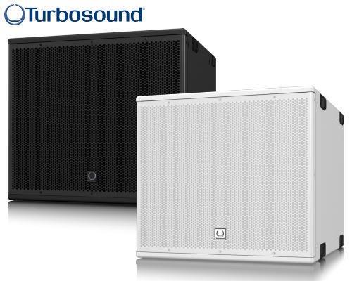 Turbosound(ターボサウンド)NuQ Series 15インチ サブウーファー NuQ115B / NuQ115B-WH